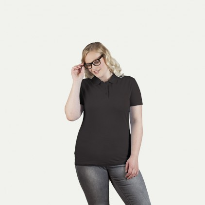 Polo supérieur workwear grande taille Femmes