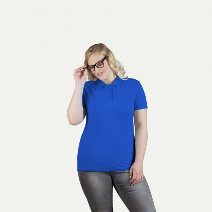 Superior Poloshirt Workwear Plus Size Damen