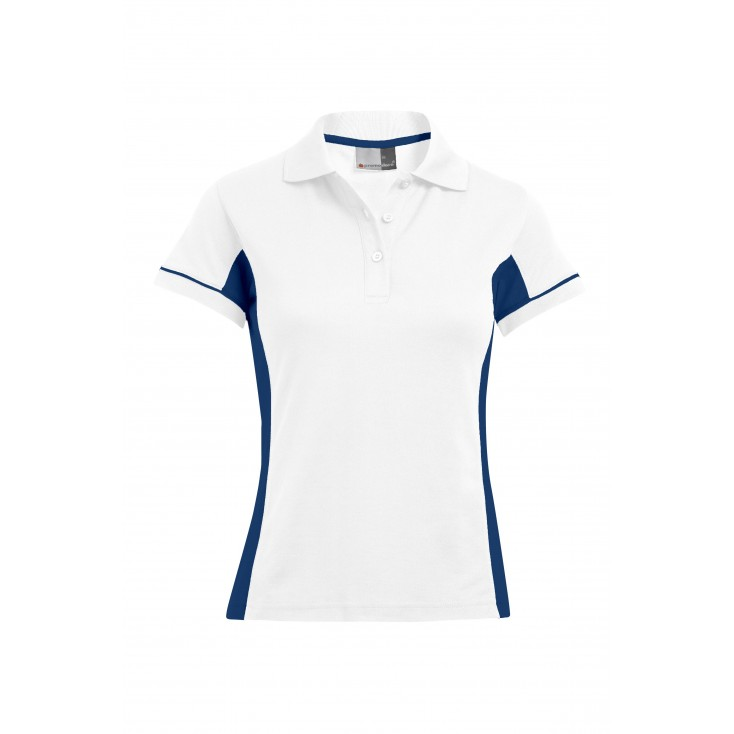 Polo fonctionnel workwear grande taille Femmes