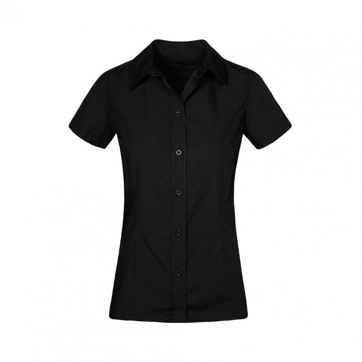 Business Shortsleeve blouse Workwear Plus Size Women