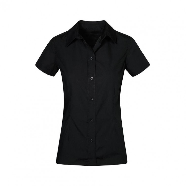 Chemise Business manches courtes workwear grande taille Femmes