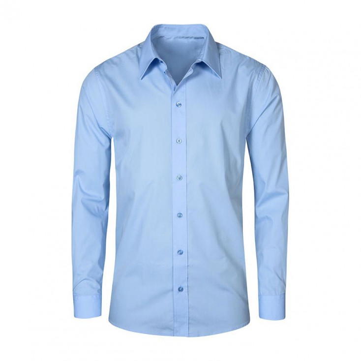Chemise Business manches longues workwear grande taille Hommes