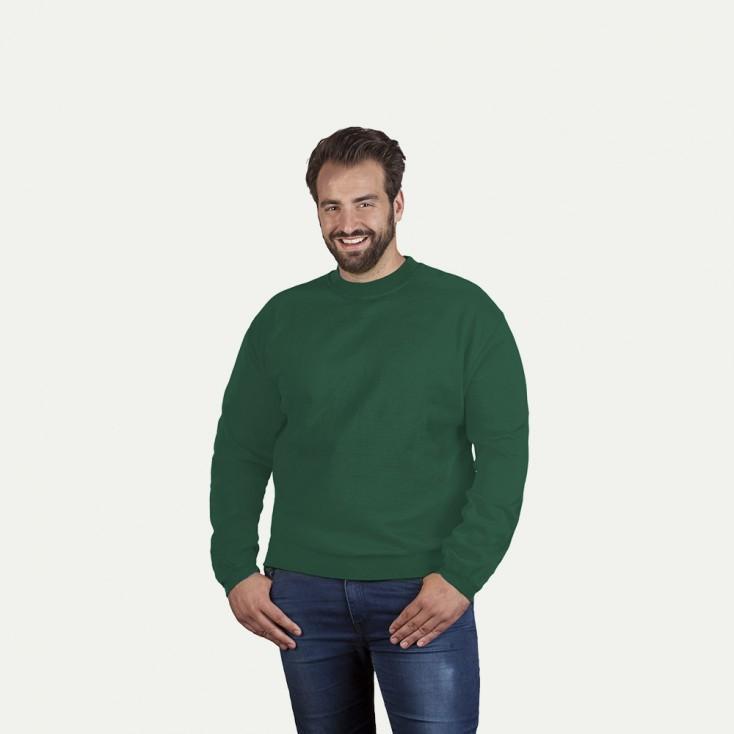 Premium Sweatshirt Workwear Plus Size Men