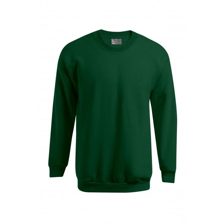 Premium Sweatshirt Workwear Plus Size Herren