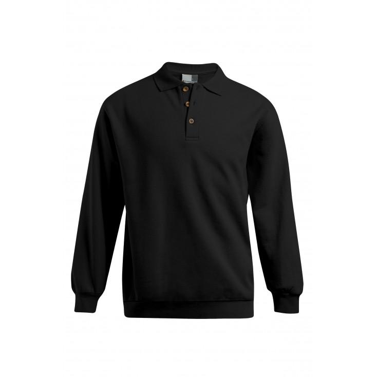 Polo-Sweatshirt Workwear Plus Size Herren