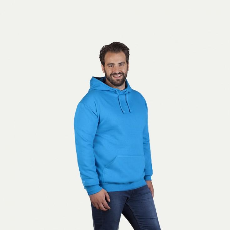 Sweat capuche basic 80-20 workwear grande taille Hommes