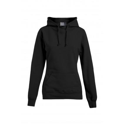 Basic Hoodie 80-20 Workwear Plus Size Damen
