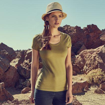Depp Scoop T-Shirt Women