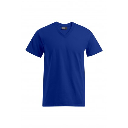 T-shirt Premium col V workwear grandes tailles Hommes