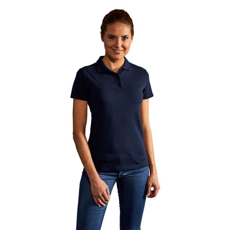 Jersey Poloshirt Workwear Damen