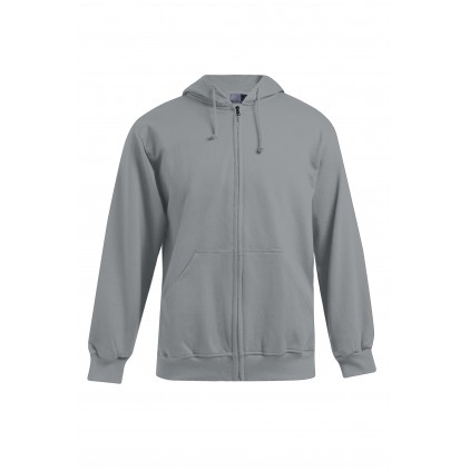 Veste sweat capuche zippée 80-20 workwear grande taille Hommes