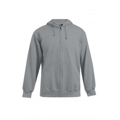 Veste sweat capuche zippée 80-20 workwear grandes tailles Hommes
