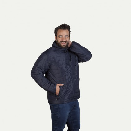 Padded Jacke C+ Workwear Plus Size Herren