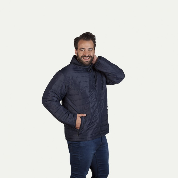 Veste doudoune C+ workwear grande taille Hommes