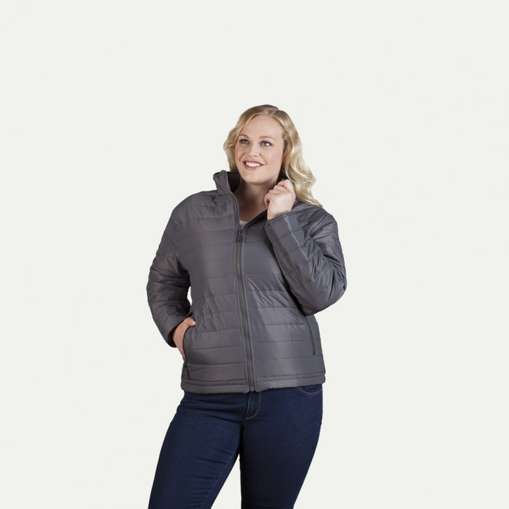 Padded Jacket C+ Workwear Plus Size Women