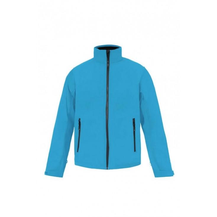 Softshell Jacke C+ Workwear Plus Size Herren
