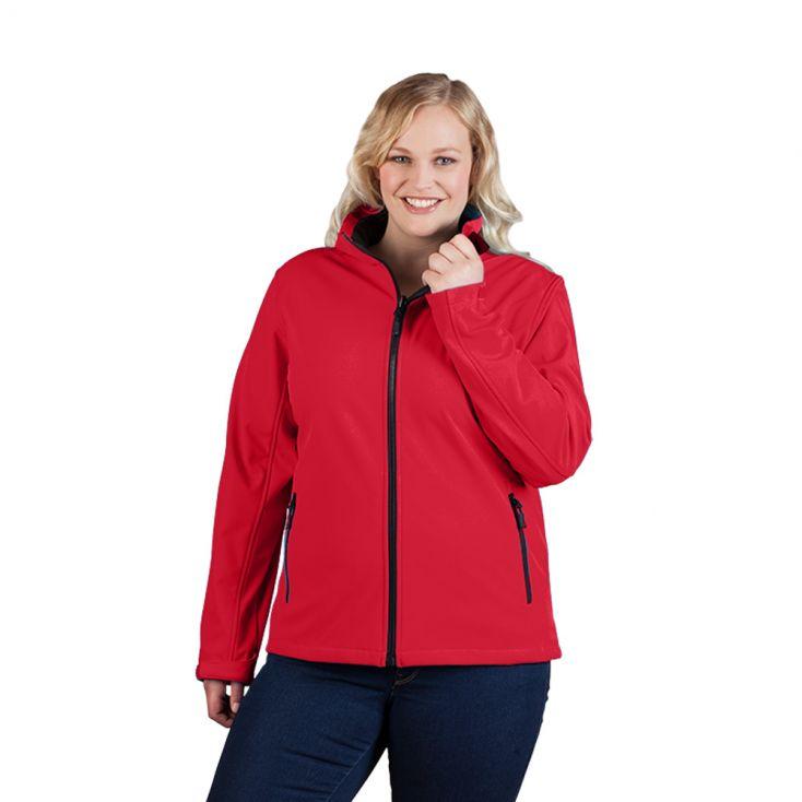Softshell Jacket C+ Plus Size Women