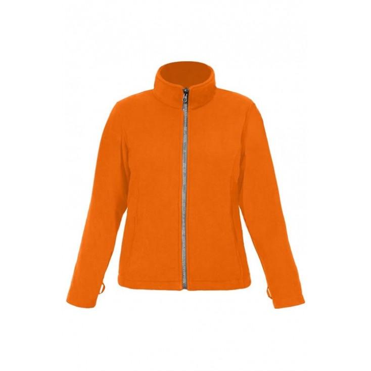 Fleece Jacket C+ Workwear Plus Size Women