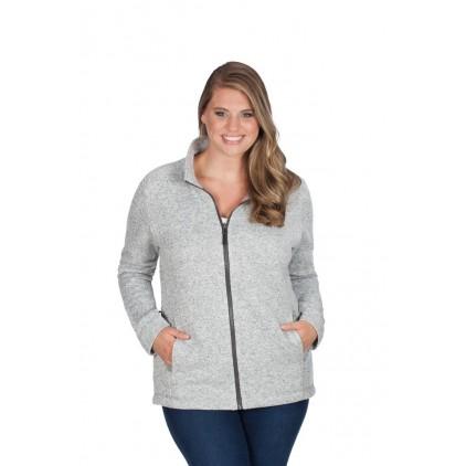 Veste en laine C+ grandes tailles Femmes