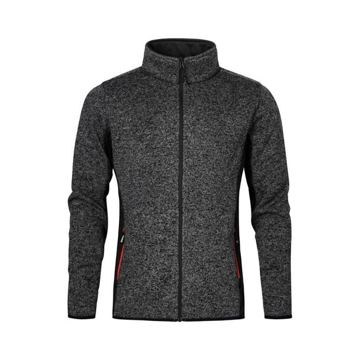 Strick Jacke Workwear Plus Size Herren