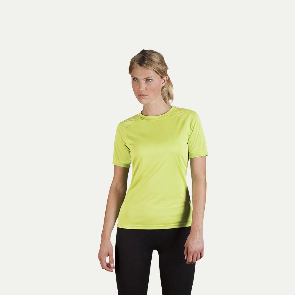 sport t shirt damen viele gr en und farben we are. Black Bedroom Furniture Sets. Home Design Ideas