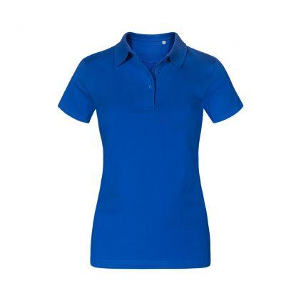 Jersey Poloshirt Plus Size Damen