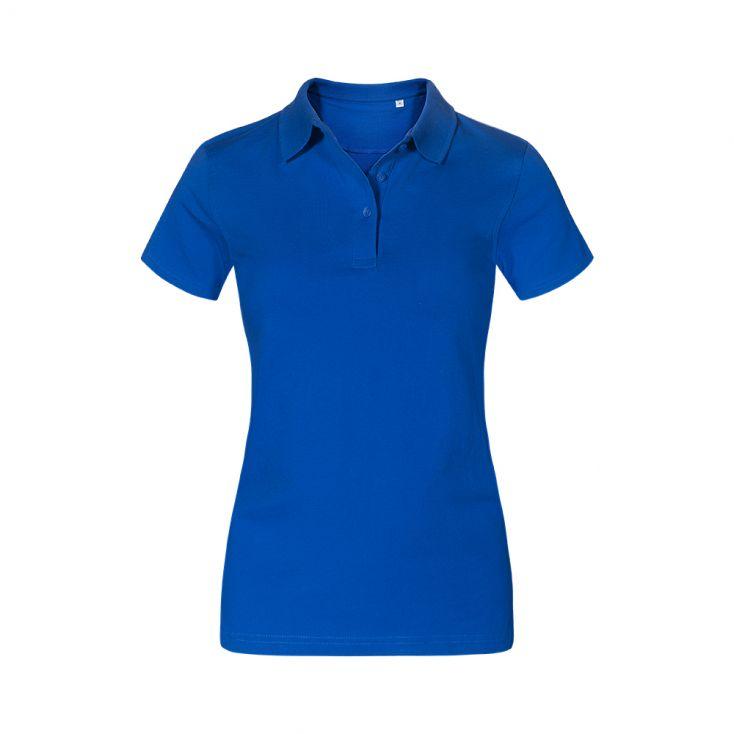 Jersey Polo shirt Plus Size Women