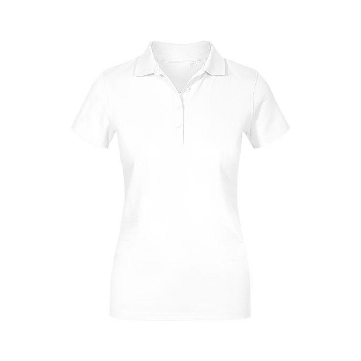 Working Polo shirt Workwear Plus Size Women