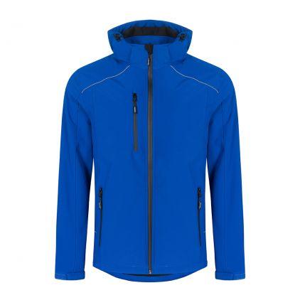Softshell Jacke Plus Size Herren