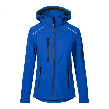 Softshell Jacke Workwear Plus Size Damen