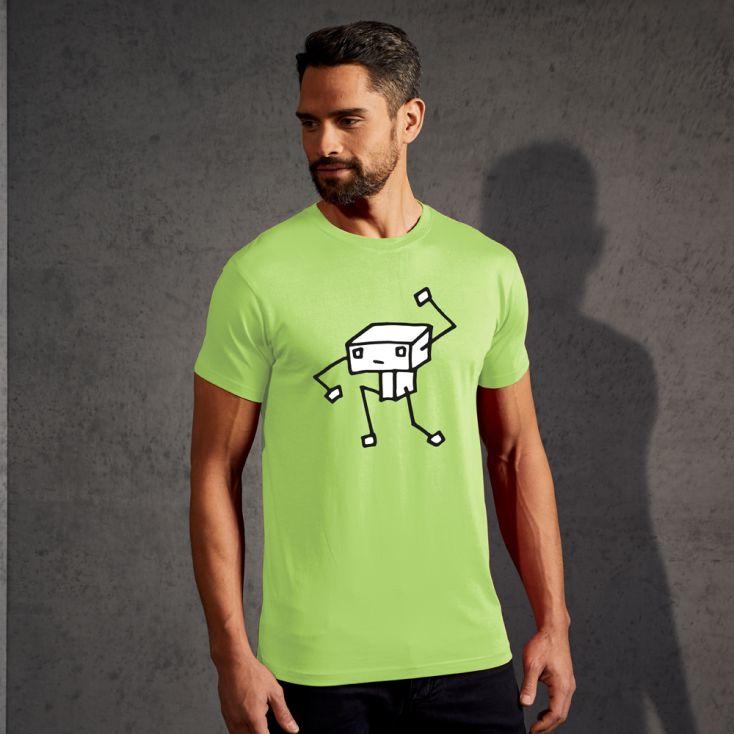 "Print ""Pantomime Robot"" - Herren Premium T-Shirt"
