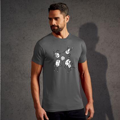 "Print ""Sundance Robots"" - T-shirt Premium Hommes"