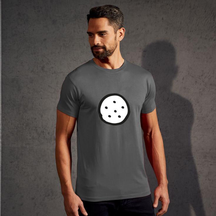 "Print ""Robot Cookie"" - T-shirt Premium Hommes"