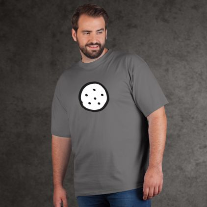 "Print ""Robot Cookie"" - Herren Premium T-Shirt Plus Size"