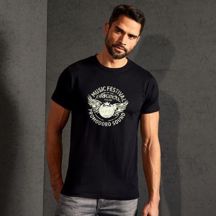"Print ""promodoro sound"" Premium T-Shirt  Herren"
