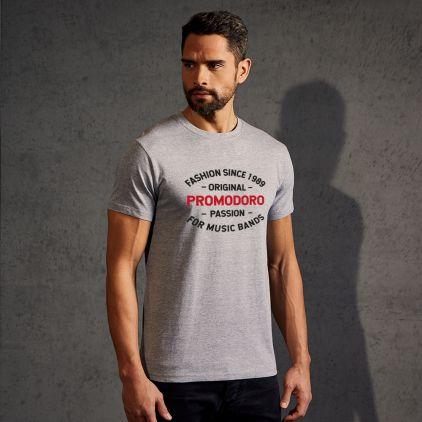 """Print """"promodoro passion"""" T-shirt premium Hommes"""