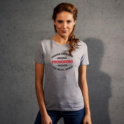 "Print ""promodoro passion"" T-Shirt premium Femmes"