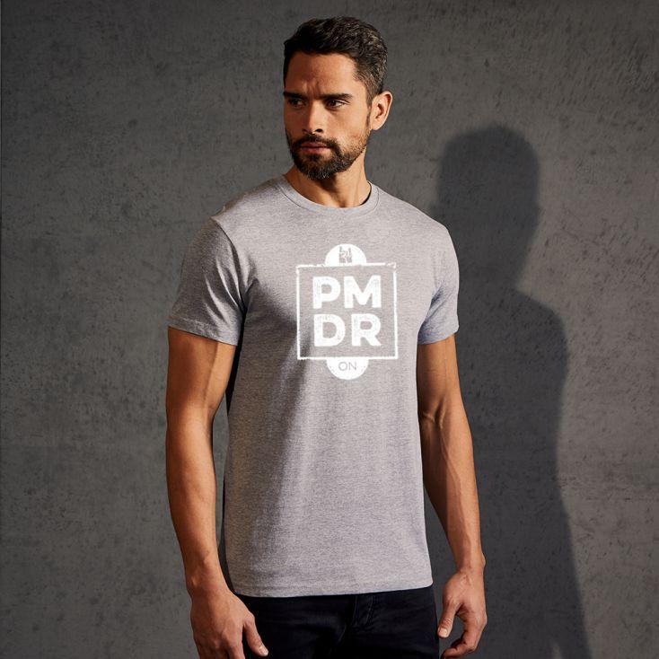 "Print ""promodoro rock on"" T-shirt premium Hommes"