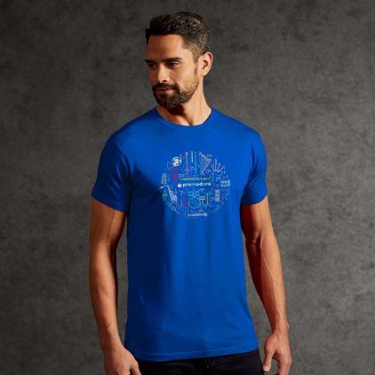 "Print ""promodoro orchestra"" Premium T-Shirt Herren"