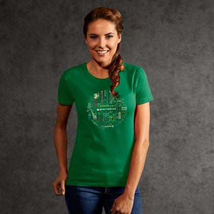 """Print """"promodoro orchestra"""" Premium T-Shirt Damen"""