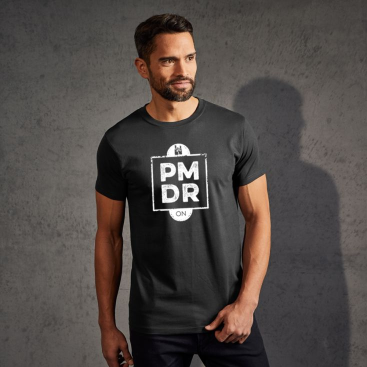 "Print ""promodoro rock on"" Premium T-Shirt Herren"