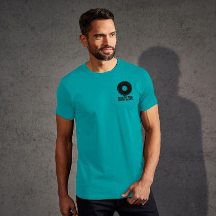 "Print ""promodoro heart beats"" Premium T-Shirt Herren"