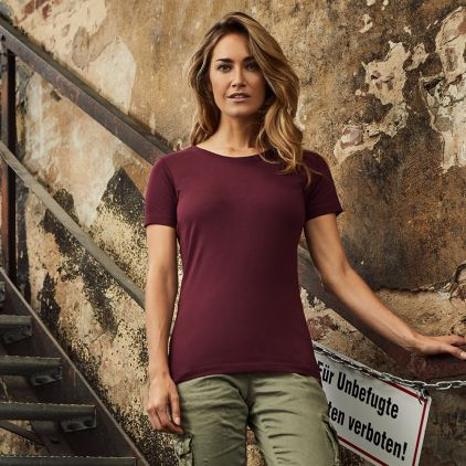 Premium T-Shirt Workwear Damen