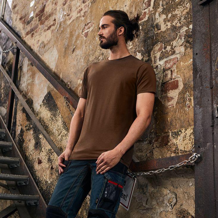 Premium T-Shirt Workwear Herren