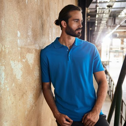 Polo supérieur workwear Hommes