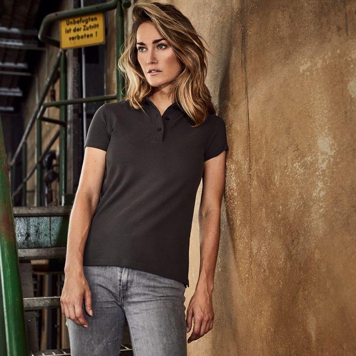 Superior Poloshirt Workwear Damen