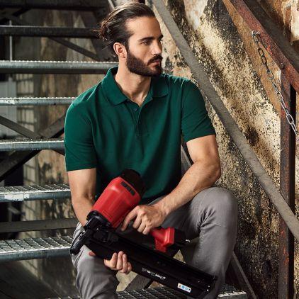 Polo de travail workwear Hommes