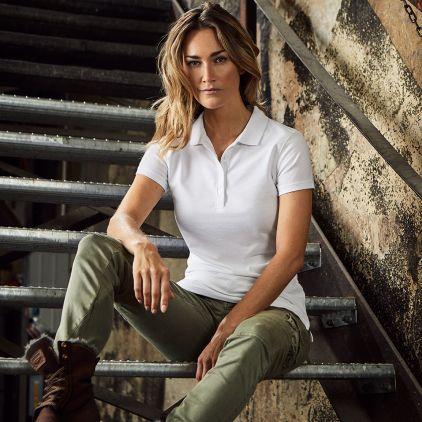 Working Polo shirt Workwear Women