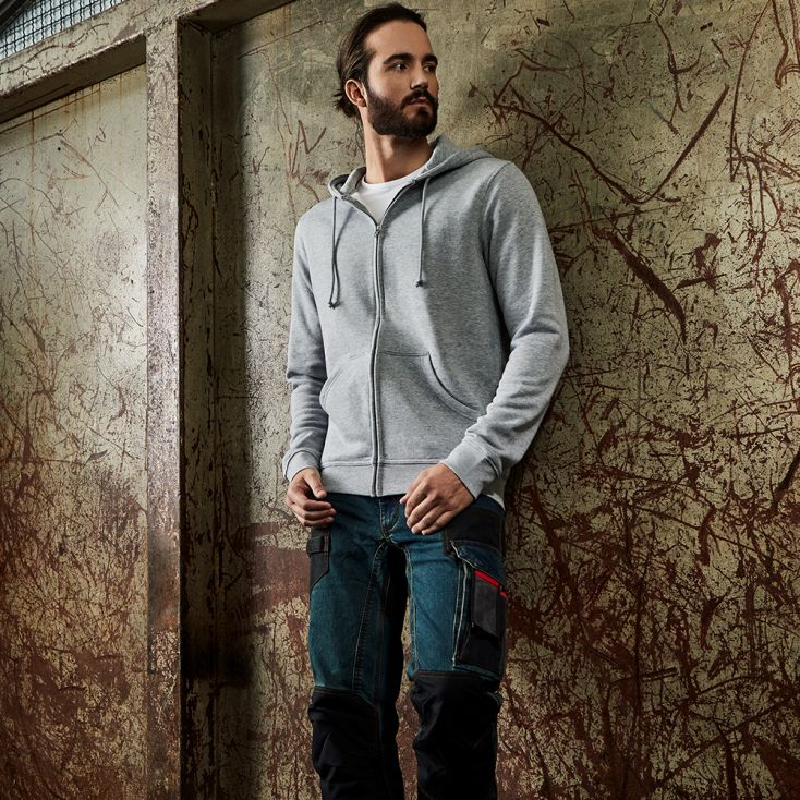Zip Hoody Jacket 80-20 Workwear Men