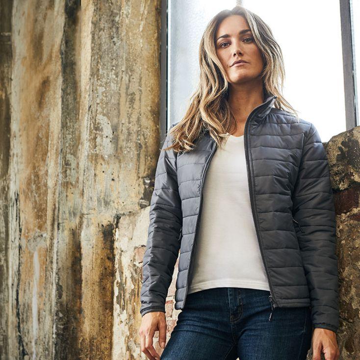 Padded Jacket C+ Workwear Women